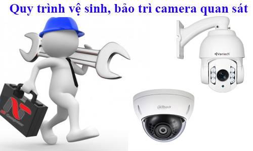 bảo trì camera nha trang