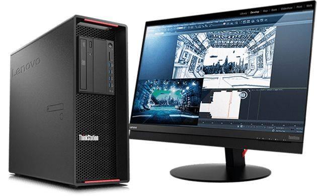 Hình ảnh máy trạm Lenovo ThinkStation 510.