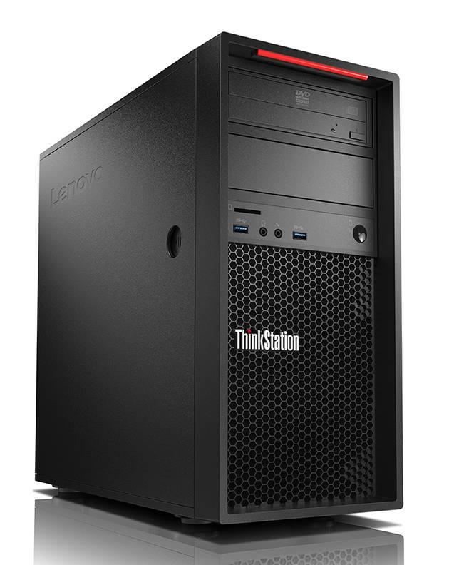 Hình ảnh máy trạm Lenovo ThinkStation P410.